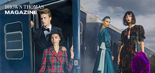 Brown Thomas - All Aboard! Join the gifting train this Christmas...