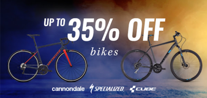 Cycle Surgery - Black Friday NOW ON - Up to 35% off bikes