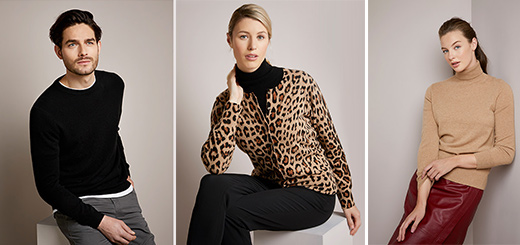 Dunnes Stores - Classic Cashmere Knitwear - Paul Costelloe