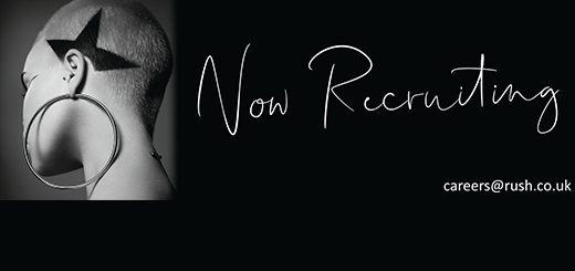 Hairdressers Journal - Award-winning Rush Hair are now recruiting