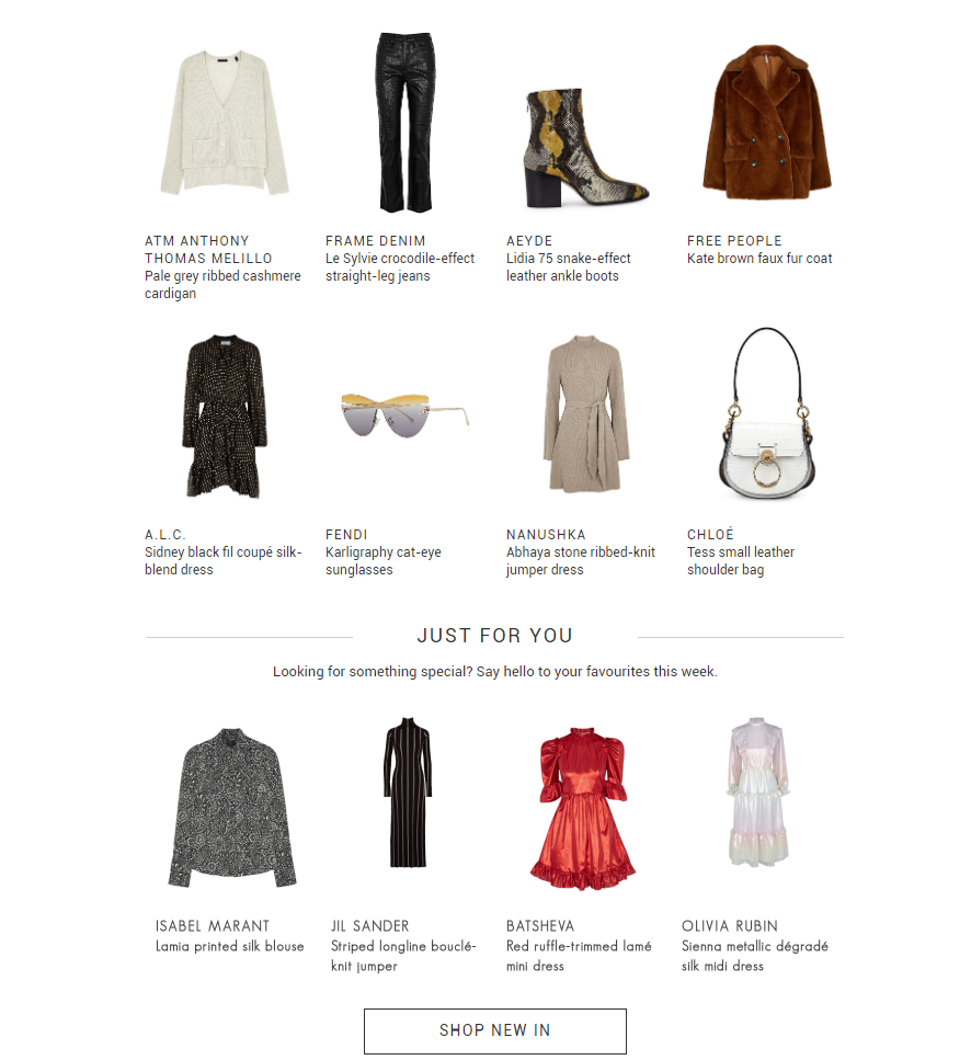Harvey Nichols - New in - Chloe, Frame Denim, Fendi and more