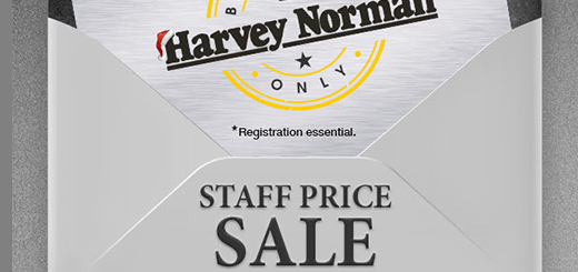 Harvey Norman - Get better than Black Friday Prices! Registration Essential