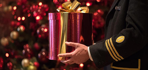 InterContinental Dublin - Give the Gift of 5* Luxury at InterContinental Dublin