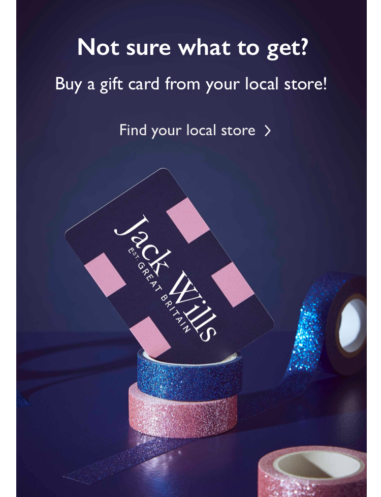 Jack Wills - A classic gift