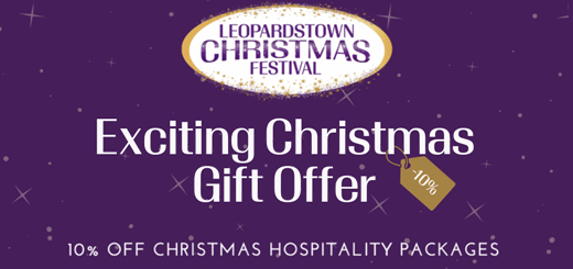 Leopardstown Racecourse - Exciting Christmas Gift Offer From Leopardstown Racecourse 🎁🎁
