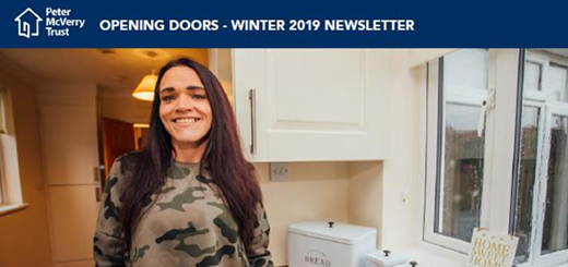 Peter McVerry Trust - Winter Newsletter 2019