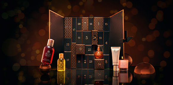 Molton Brown - Gifts For One & All: The Luxuries That Count