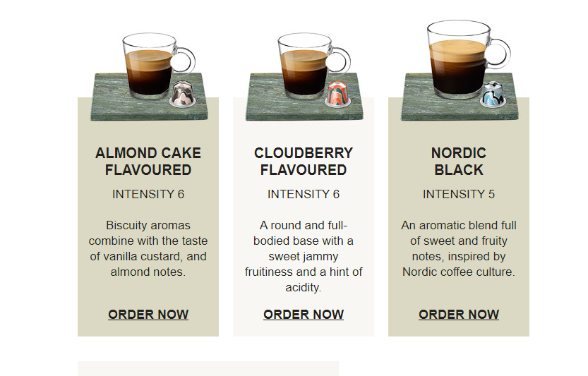 Nespresso - Discover our new Festive Limited Editions