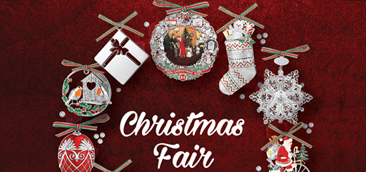 Newbridge Silverware - Christmas Fair Ends this Weekend