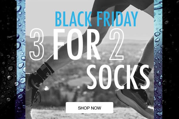Runners Need - Up to 40% off Hoka footwear - BLACK FRIDAY OFFERS