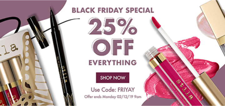 25 % OFF Hurry, grab it while you can!