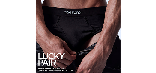 TOM FORD - LUCKY PAIR