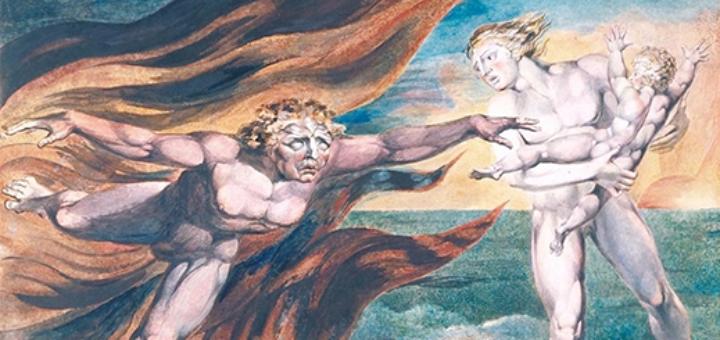 Tate Members - William Blake (The Guardian)