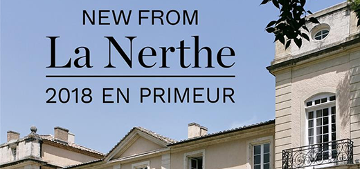 Berry Bros. & Rudd - Château La Nerthe: 2018 en primeur