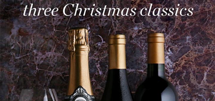 Berry Bros. & Rudd - The three wines of Christmas