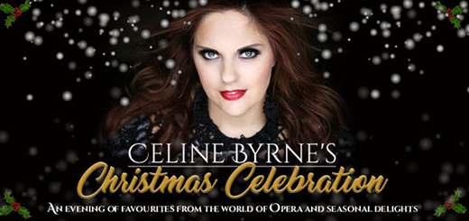 Bord Gáis Energy Theatre - Celine Byrne's Christmas Celebration - This Thursday at Bord Gáis Energy Theatre