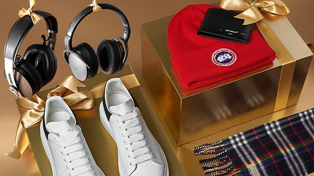 Brown Thomas - The 5 gifts for the men in your life