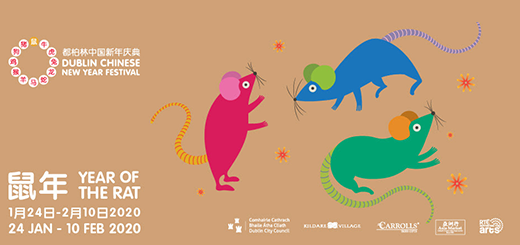 Dublin Chinese New Year Festival - DCNYF returns to welcome the Year of the Rat!