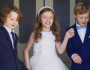 Dunnes Stores  –  Introducing Paul Costelloe's Communion Collection for 2020