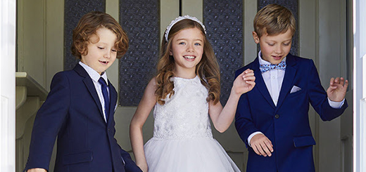 Dunnes Stores - Introducing Paul Costelloe's Communion Collection for 2020