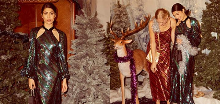 Harvey Nichols - Christmas with Saks Potts, Rixo and more