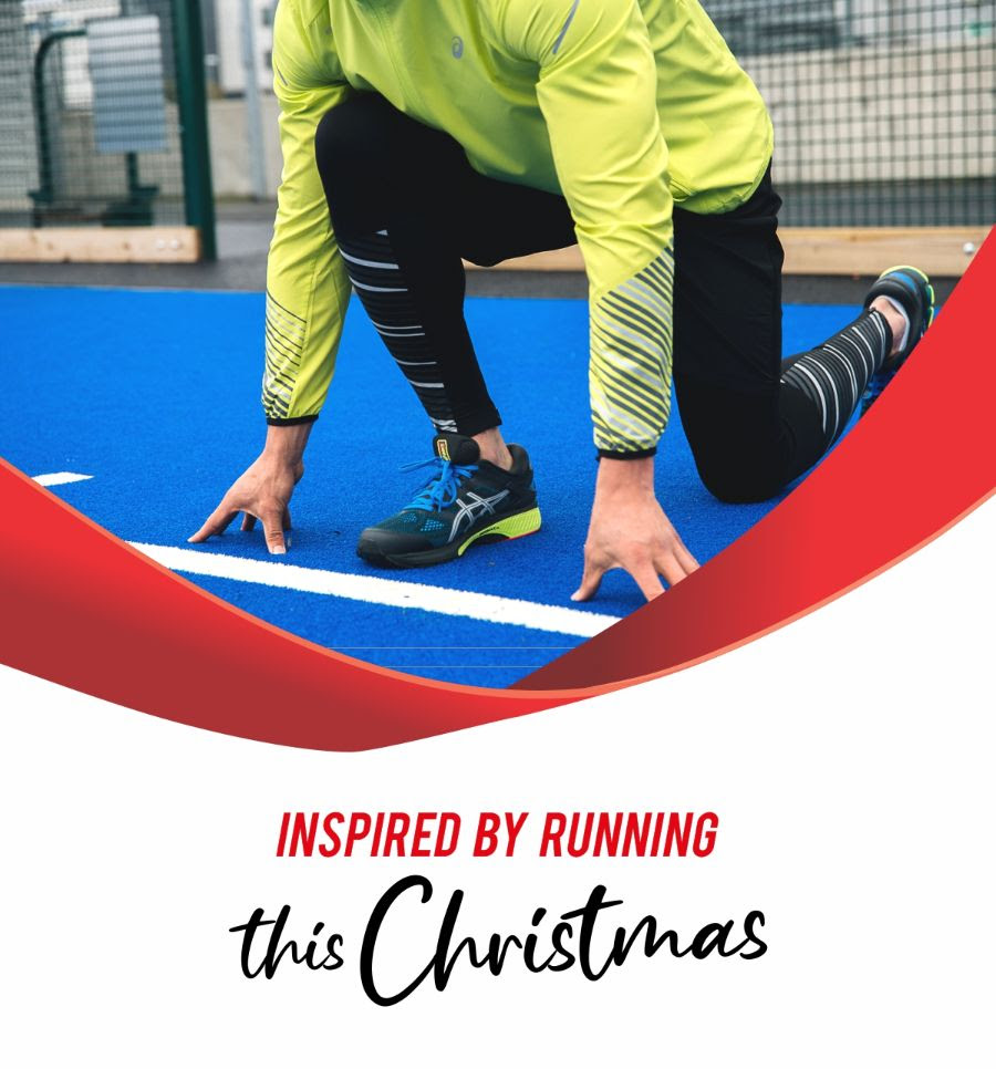 Intersport Elverys - Inspired by Running this Christmas!