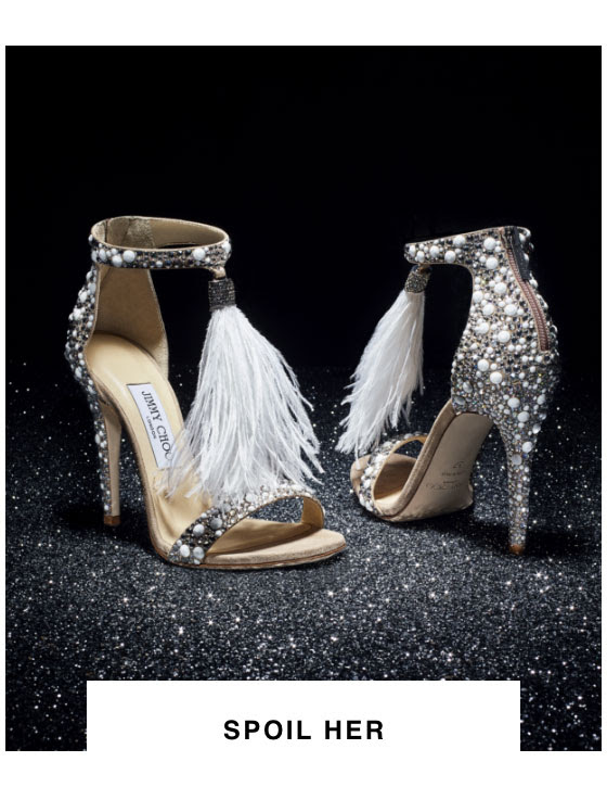Jimmy Choo - Luxurious Gifts Guaranteed To Thrill