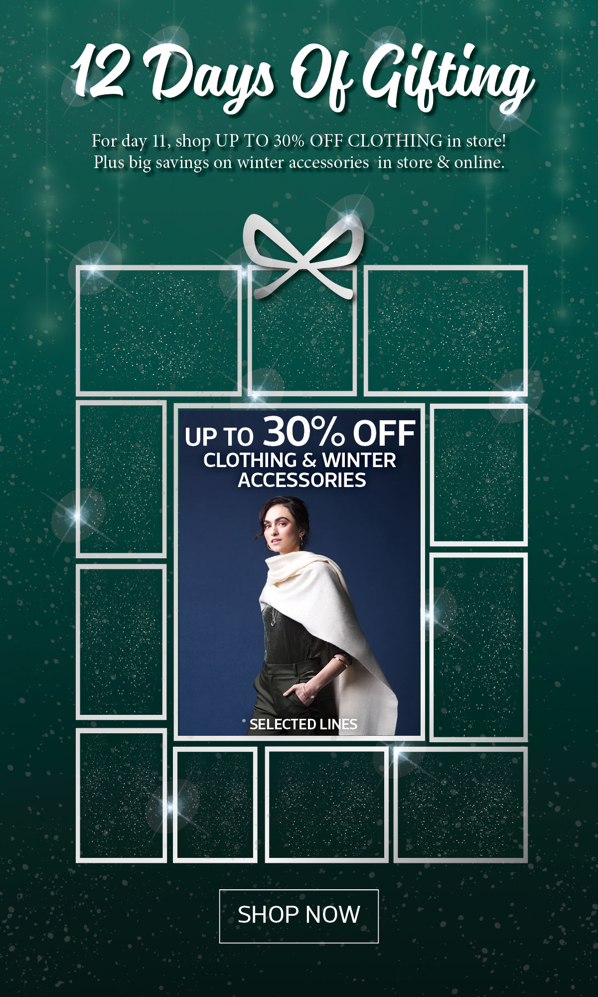 Kilkenny Shop - Up To 30% Off Clothing & Winter Accessories