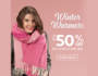 Kilkenny Shop – Winter Warmers Sale! In Store and Online