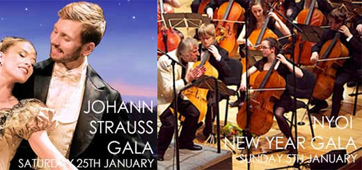 National Concert Hall - January Highlights: Béla Fleck & Abigail Washburn, Beethoven 250, English Chamber Orchestra, NYOI