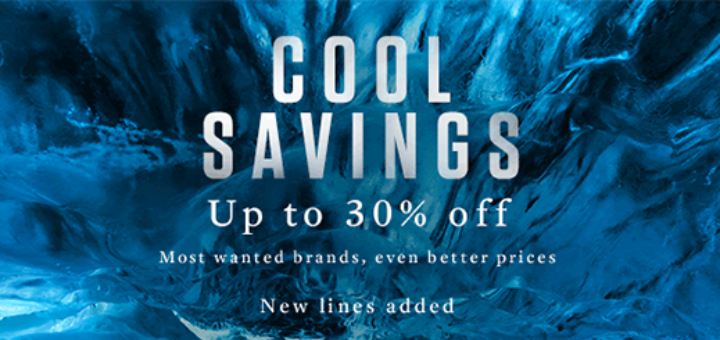 Snow and Rock - Up to 30% off! Shop Cool Savings