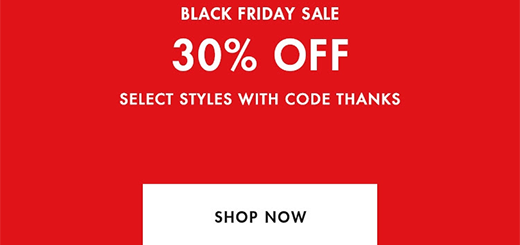 Tory Burch - Black Friday Sale: up to 30% off