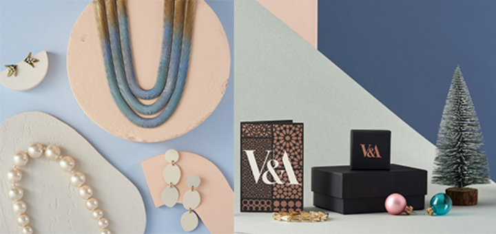 V&A Shop - 20% off jewellery