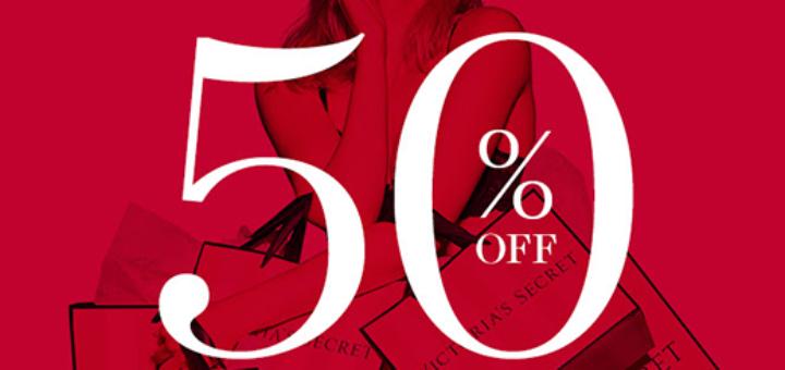 Victoria's Secret - 50% OFF, 100% AMAZING!