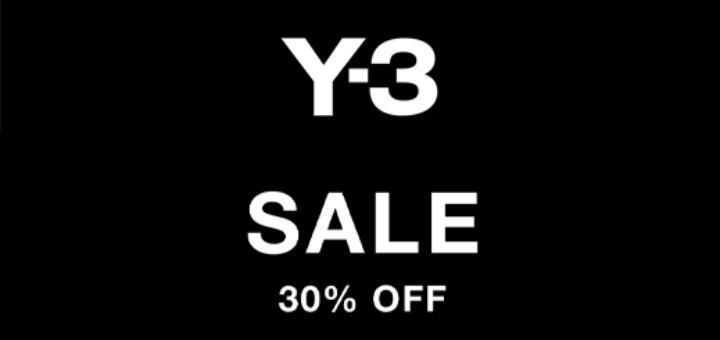 Y-3 Online Store - FW19 Y-3 SALE