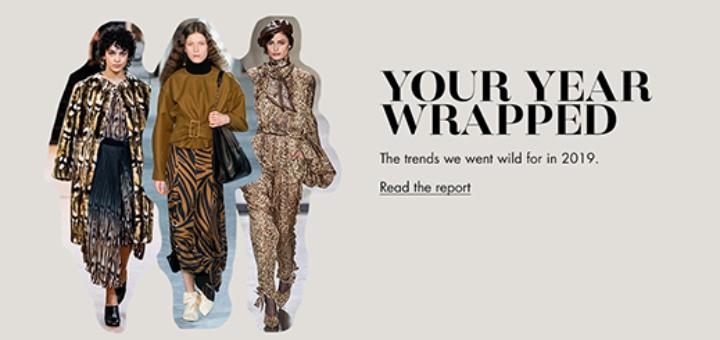 Harvey Nichols - Your year in fashion