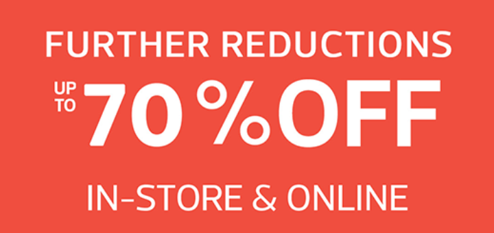 Kilkenny Shop - Our Sale Just Got Bigger! Up To 70% OFF!