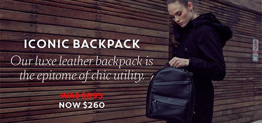 Pink Tartan - Back To Reality - Shop Our Back Pack at 60% off - Start The Year In Style