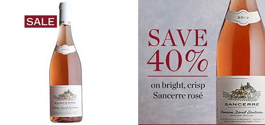 Berry Bros. & Rudd - In the Sale: elegant Sancerre rosé