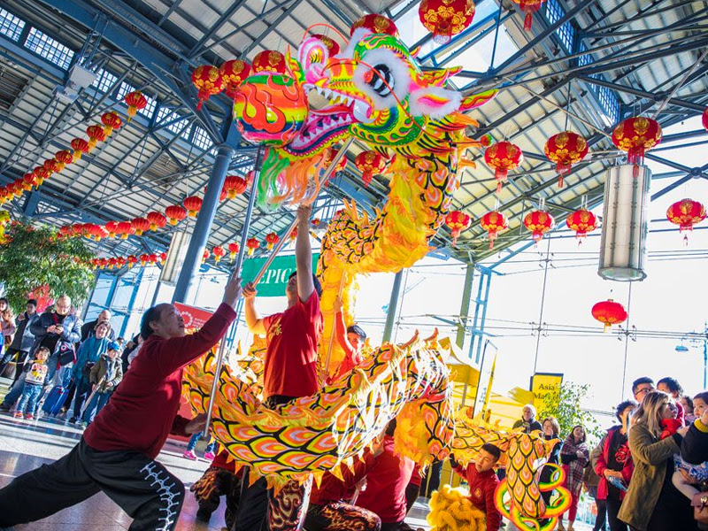Dublin Chinese New Year Festival - Rats to see and do at DCNYF 2020!