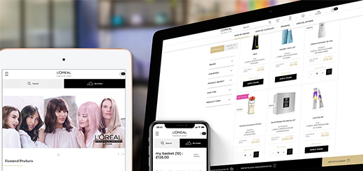 Hairdressers Journal - Introducing a new online ordering tool