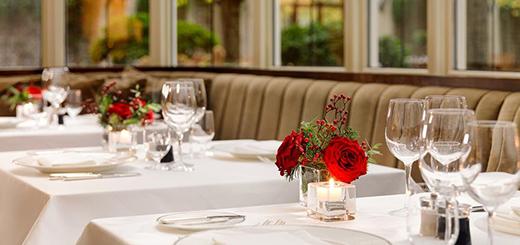 InterContinental Dublin -5 Star Valentine's Dining at InterContinental Dublin