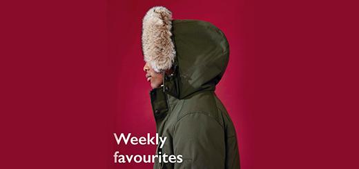 Jack Wills - This week's top hits