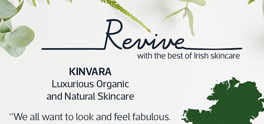 KINVARA Luxurious Organic and Natural Skincare