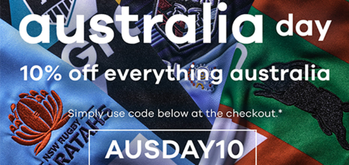 Lovell Rugby - Last Chance To Get 10% Off Everything Australia AU