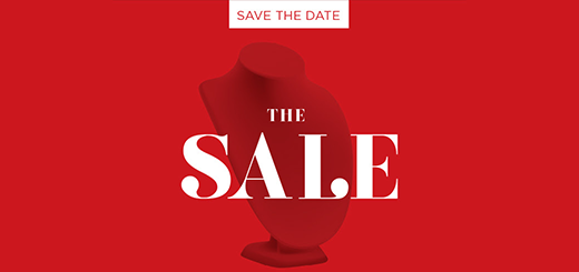Newbridge Silverware - The sale - Save the Date