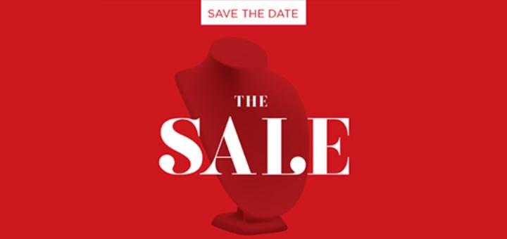 Newbridge Silverware - The sale - Save the Date
