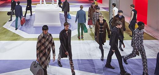 Prada - Relive the Prada Fall Winter 2020 Menswear Show