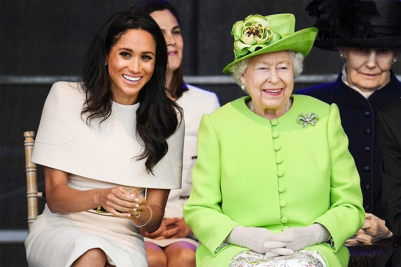 Royal Watch - The Queen Strikes a Deal With Harry and Meghan