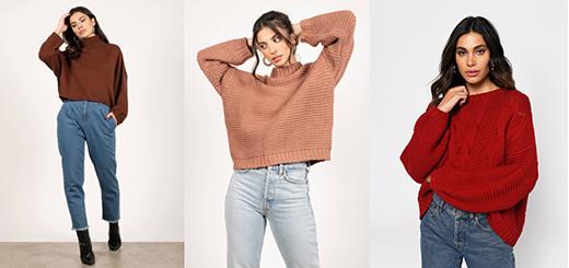 Tobi - Cozy Sweaters Starting at $10